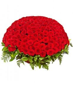"""Корзина """"201 роза"""""""