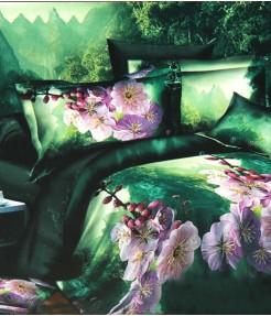 Цветы вишни зел -2 сп