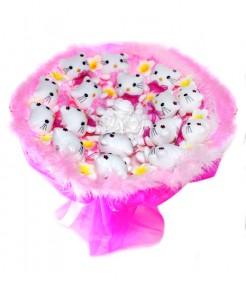 Розовые Китти
