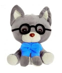 Котенок в очках