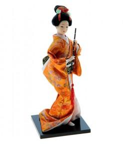 Кукла коллекционная Гейша