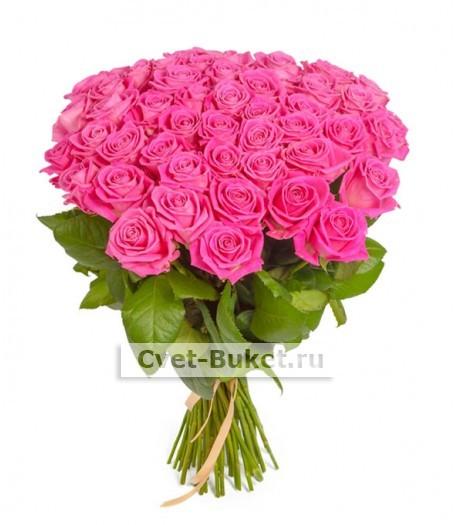 """Букет - """"Аква 51 роза"""""""