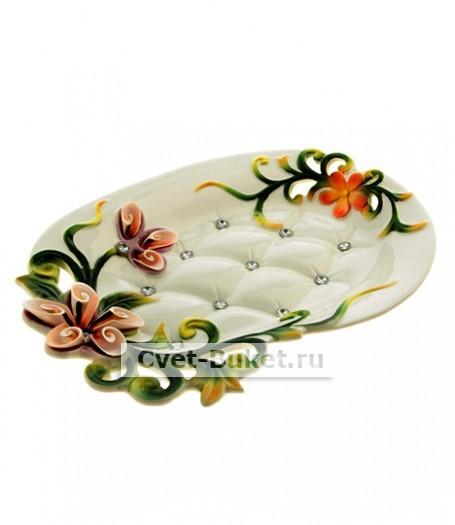 Посуда - Цветок из ракушки